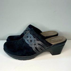Croft & Barrow Ortholite Womens Shoes Heel Open